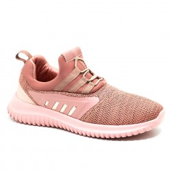 TENIS CASUAL PARA MUJER MARCA SWISS POLO COLOR ROSA